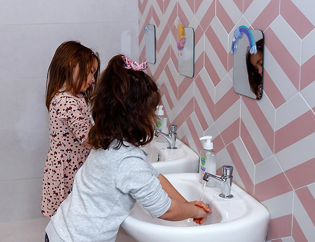 Personal hygiene and safety
